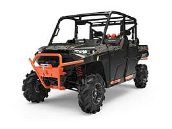 2019 Polaris Ranger Crew XP 1000 for sale 200624569