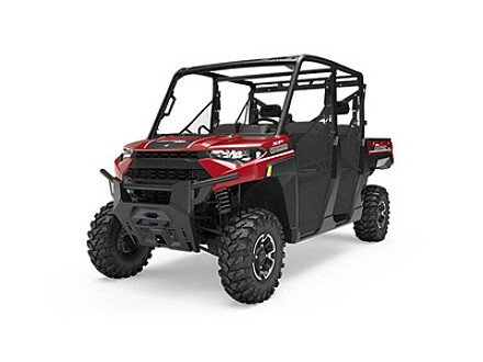 2019 Polaris Ranger Crew XP 1000 for sale 200593069