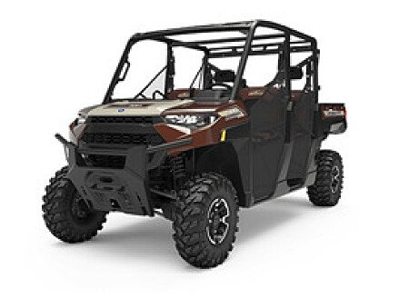 2019 Polaris Ranger Crew XP 1000 for sale 200612673
