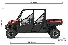 2019 Polaris Ranger Crew XP 1000 for sale 200614265