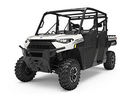 2019 Polaris Ranger Crew XP 1000 for sale 200620821