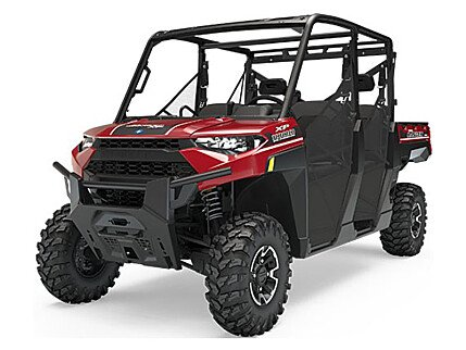 2019 Polaris Ranger Crew XP 1000 for sale 200629374