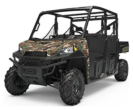 2019 Polaris Ranger Crew XP 1000 for sale 200629375