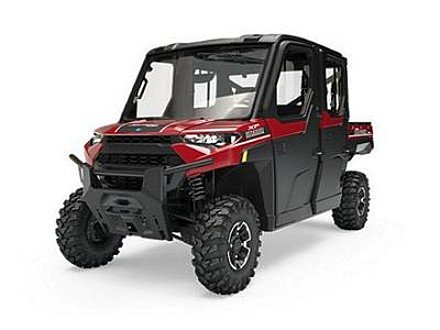 2019 Polaris Ranger Crew XP 1000 for sale 200630255