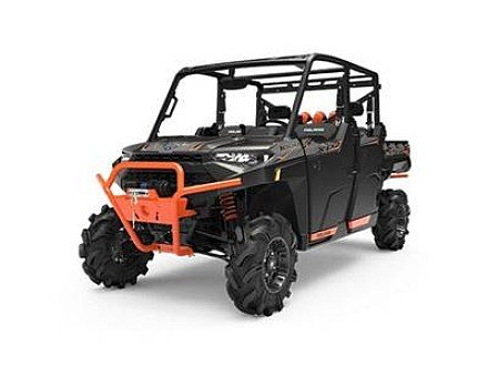 2019 Polaris Ranger Crew XP 1000 for sale 200670646