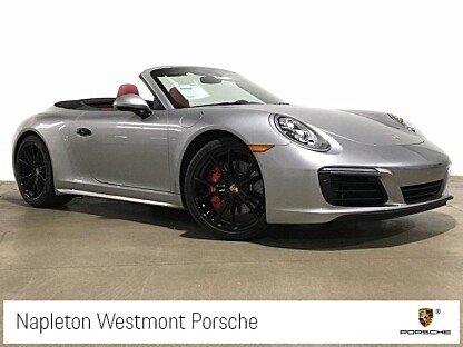 2019 Porsche 911 Cabriolet for sale 101050194