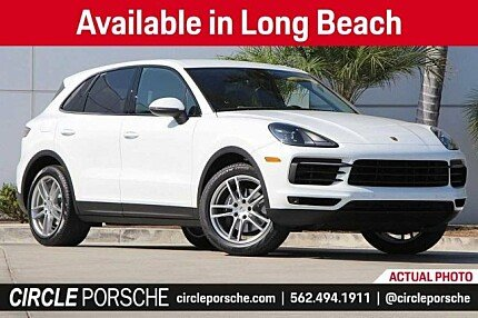 2019 Porsche Cayenne for sale 101014463