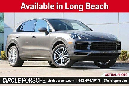 2019 Porsche Cayenne for sale 101032465