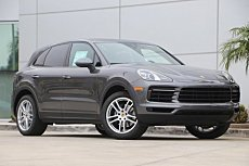 2019 Porsche Cayenne for sale 101036336