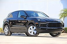 2019 Porsche Cayenne for sale 101036337