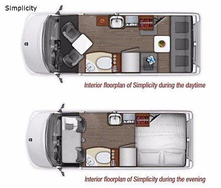 2019 Roadtrek Simplicity for sale 300168850