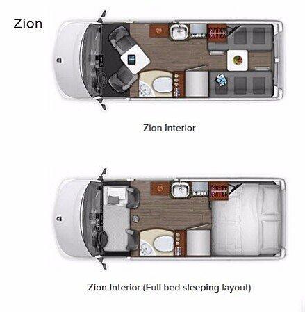 2019 Roadtrek Zion for sale 300172016