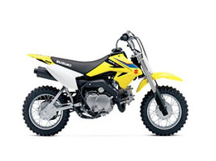 2019 Suzuki DR-Z50 for sale 200616764