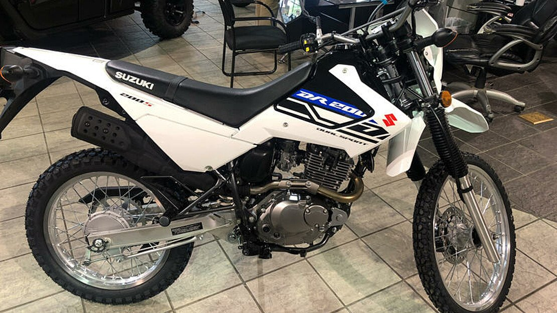 2019 Suzuki DR200S for sale 200621892