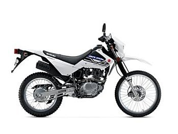 2019 Suzuki DR200S for sale 200654370