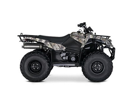 2019 Suzuki KingQuad 400 for sale 200601814