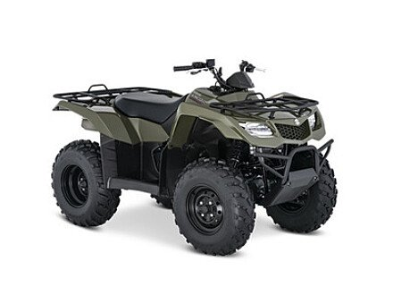 2019 Suzuki KingQuad 400 for sale 200620915
