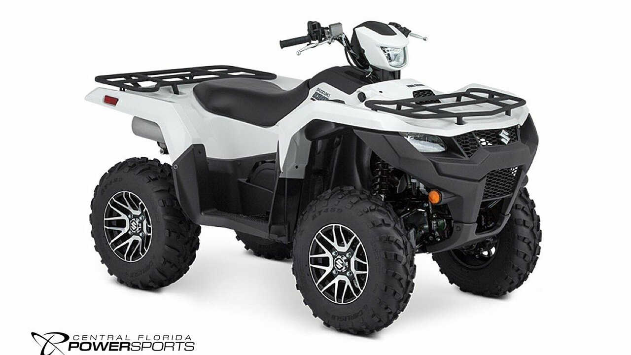 2019 Suzuki KingQuad 500 for sale 200579210