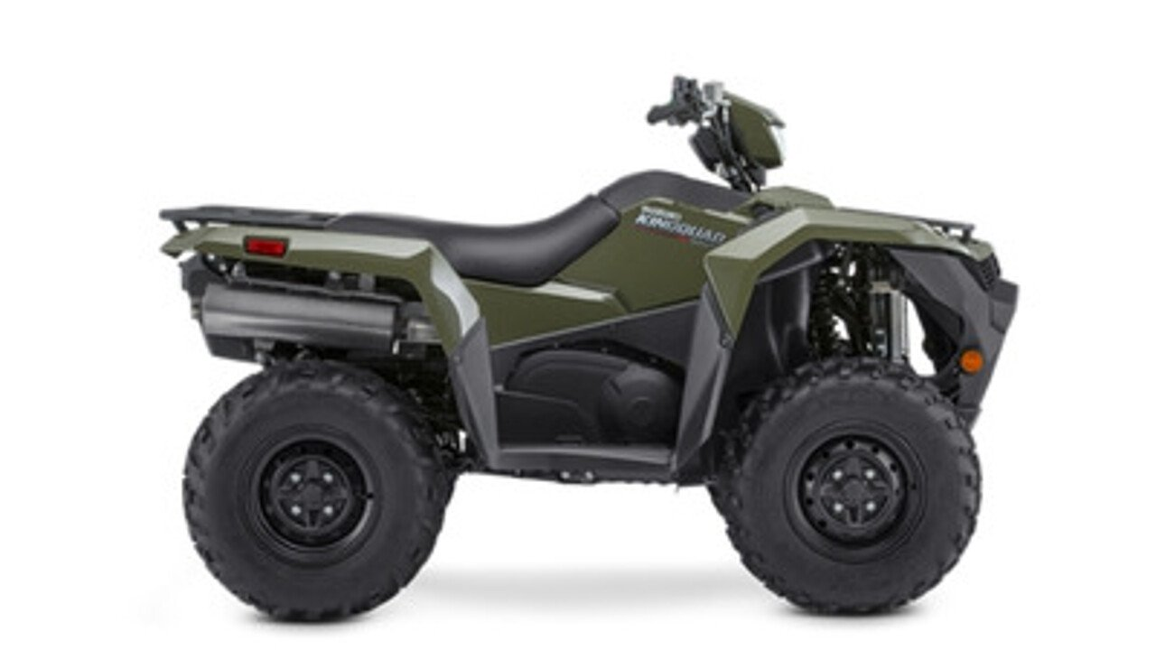 2019 Suzuki KingQuad 500 for sale 200582640