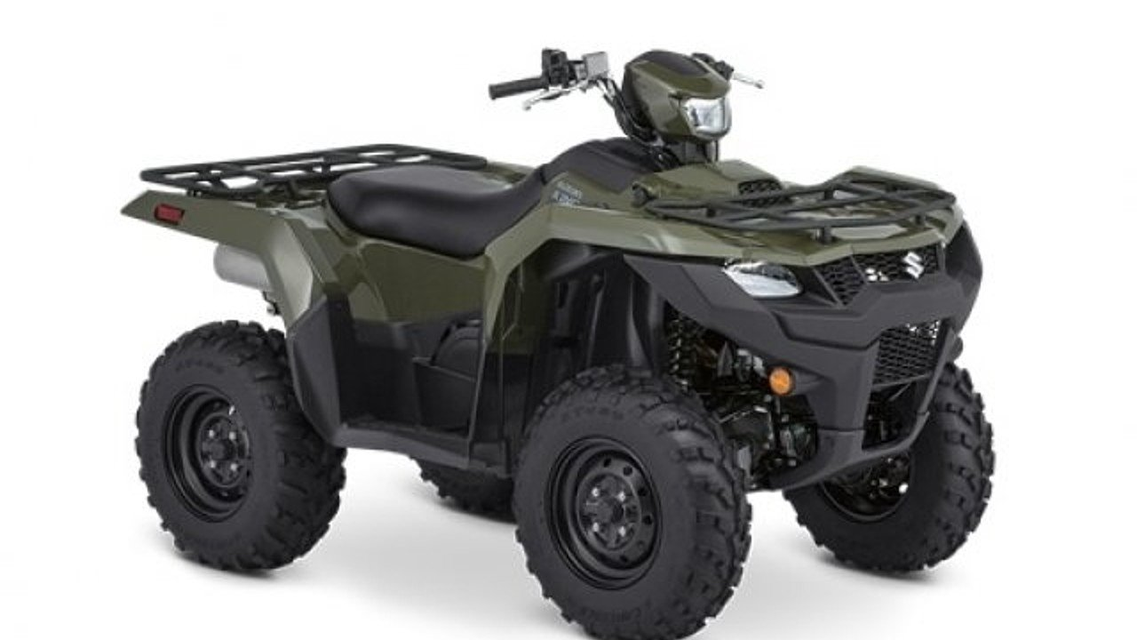 2019 Suzuki KingQuad 500 for sale 200586848