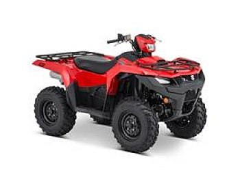 2019 Suzuki KingQuad 500 for sale 200651324