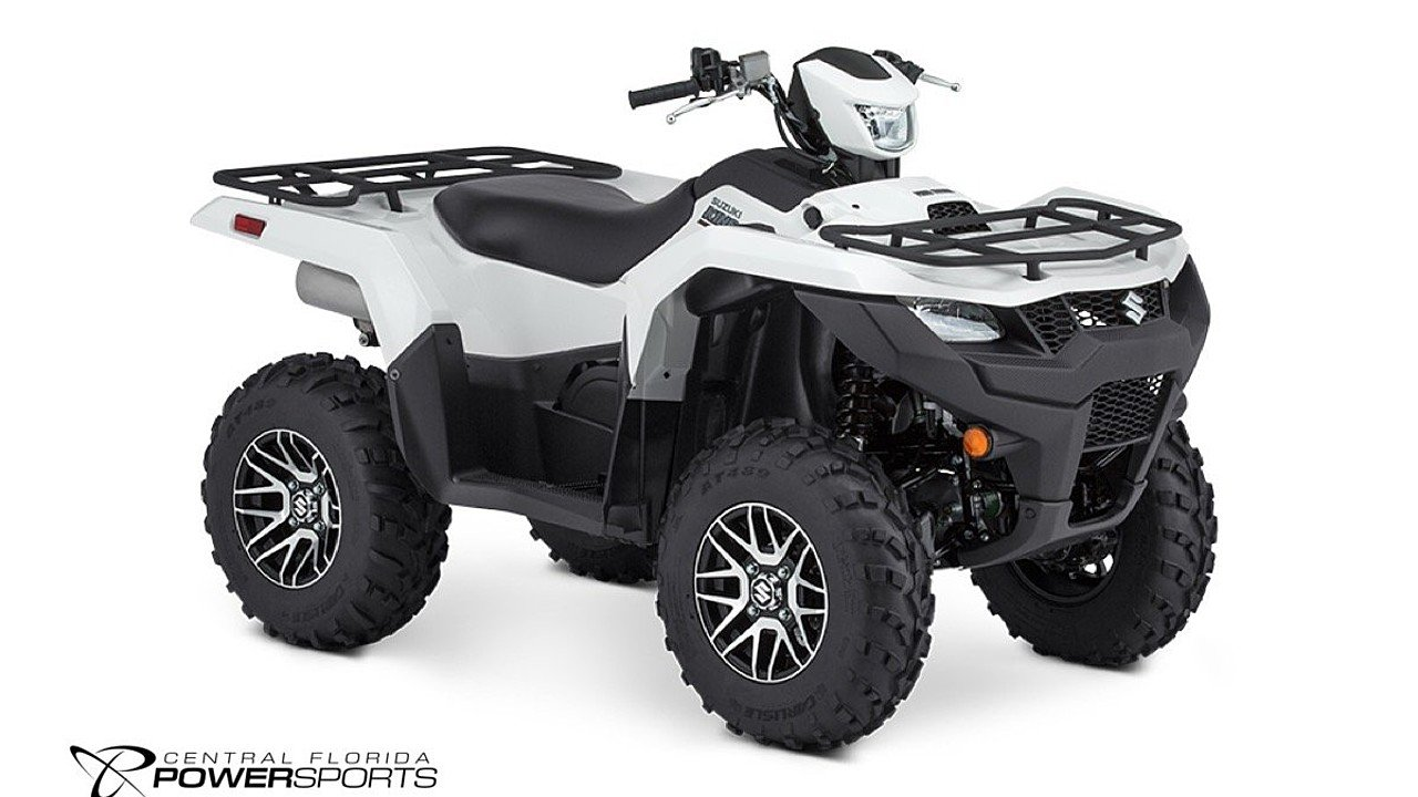 2019 Suzuki KingQuad 750 for sale 200579211