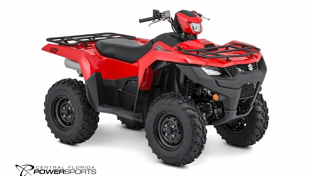 2019 Suzuki KingQuad 750 for sale 200579220