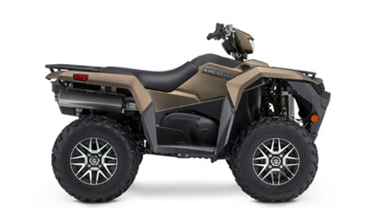 2019 Suzuki KingQuad 750 for sale 200582659