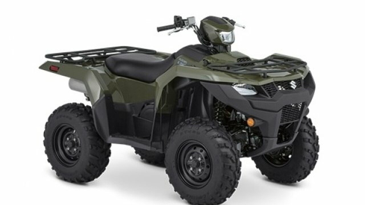 2019 Suzuki KingQuad 750 for sale 200586845
