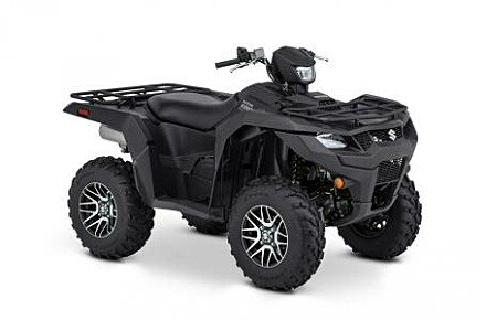 2019 Suzuki KingQuad 750 for sale 200596262
