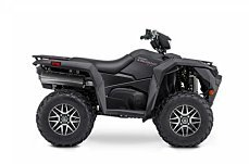 2019 Suzuki KingQuad 750 for sale 200599868