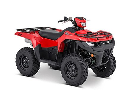 2019 Suzuki KingQuad 750 for sale 200601801