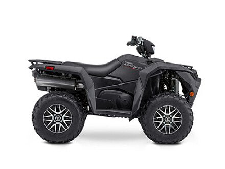2019 Suzuki KingQuad 750 for sale 200610422