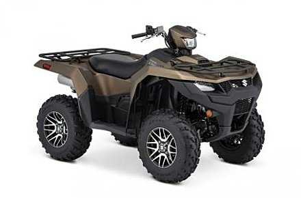 2019 Suzuki KingQuad 750 for sale 200626445