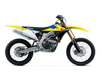 2019 Suzuki RM-Z450 for sale 200616758