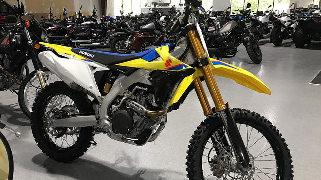 2019 Suzuki RM-Z450 for sale 200620859