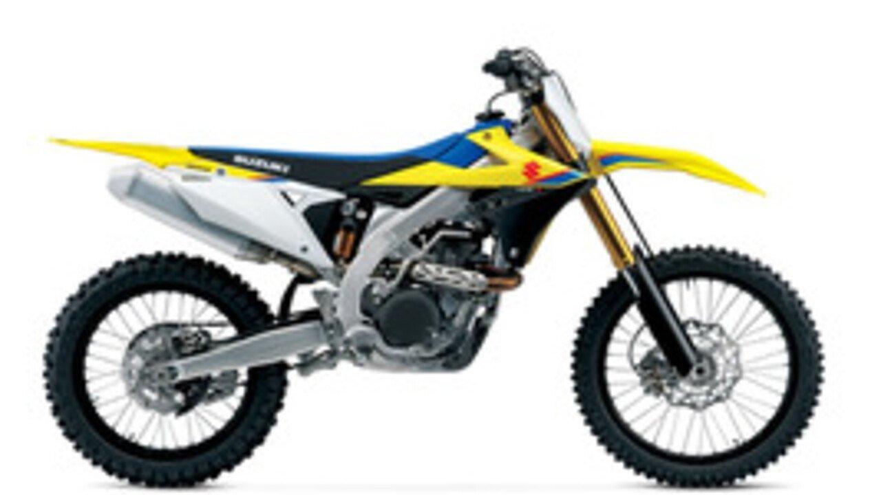 2019 Suzuki RM-Z450 for sale 200620859