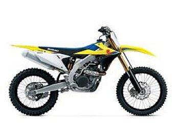 2019 Suzuki RM-Z450 for sale 200626748
