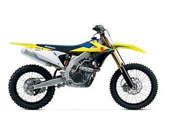 2019 Suzuki RM-Z450 for sale 200654356