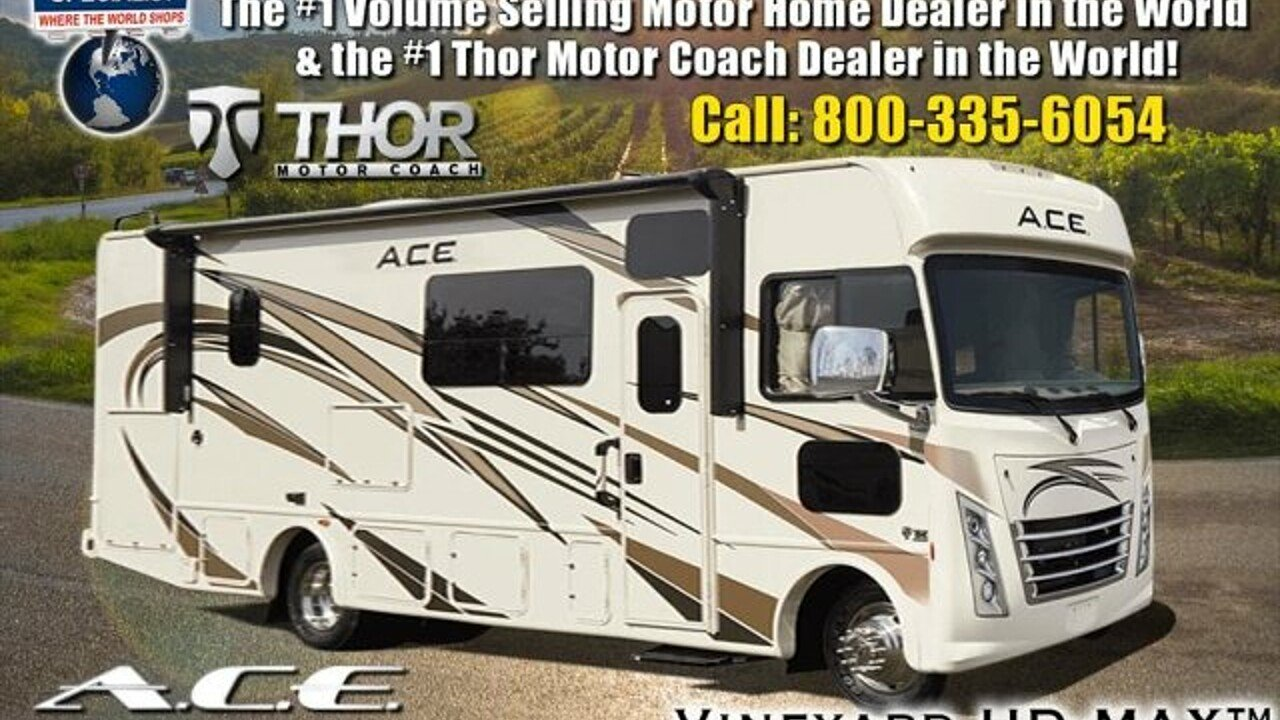 2019 Thor ACE for sale 300166738