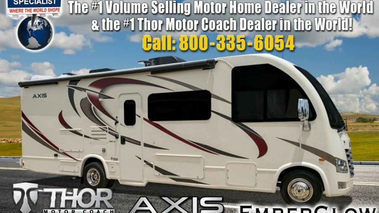 2019 Thor Axis for sale 300168263