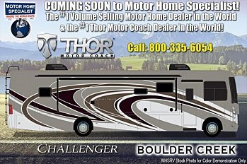 2019 Thor Challenger 37TB for sale 300131931