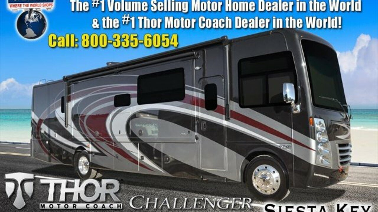 2019 Thor Challenger 37YT for sale 300132007