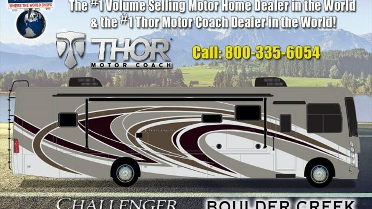 2019 Thor Challenger for sale 300149418