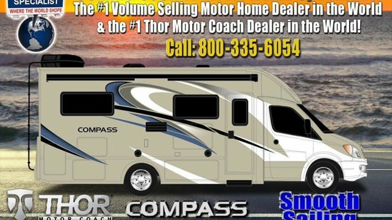 2019 Thor Compass for sale 300168579