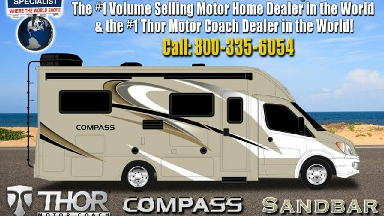 2019 Thor Compass for sale 300168589
