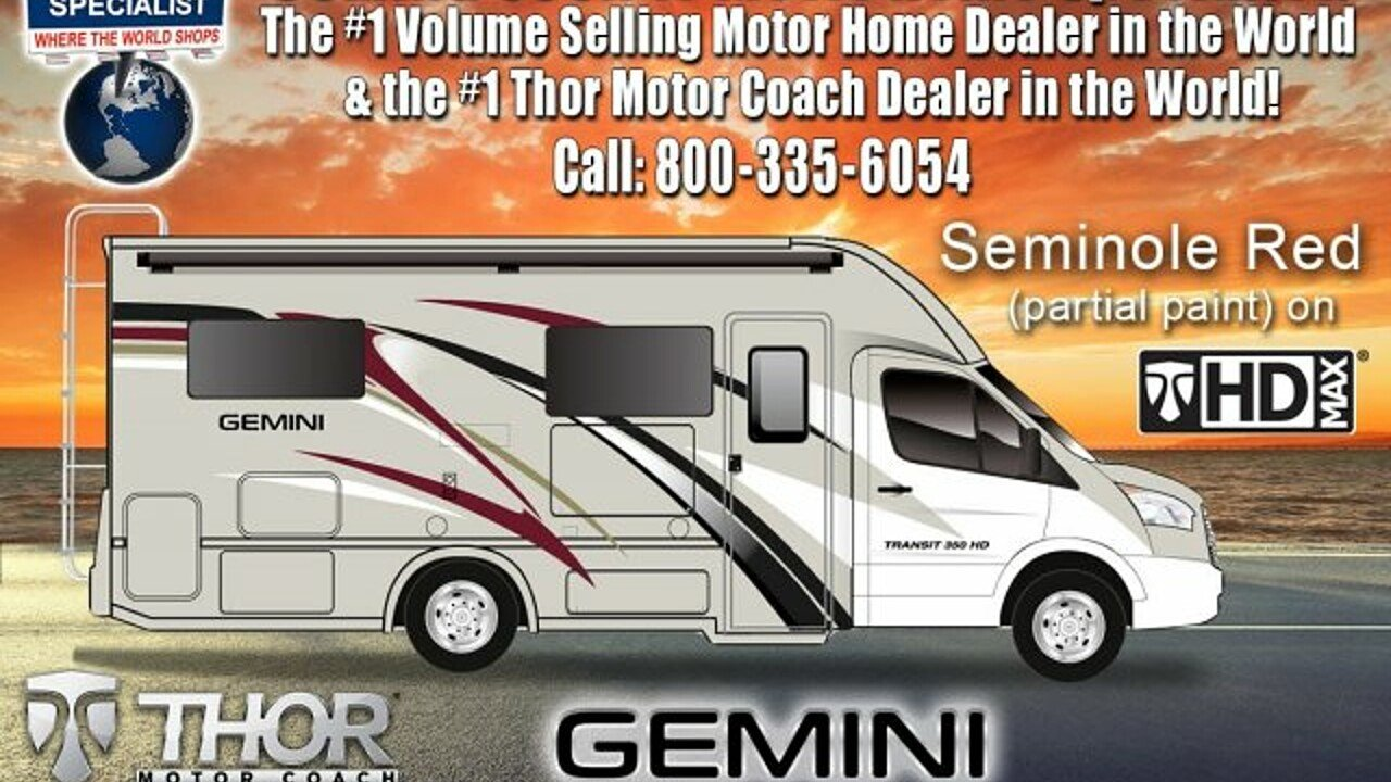 2019 Thor Gemini for sale 300168185