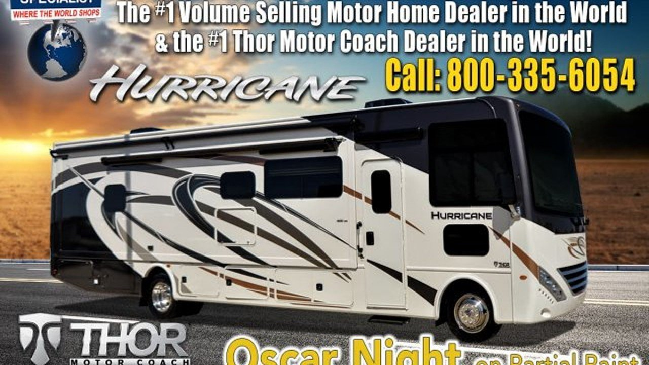 2019 Thor Hurricane for sale 300168184