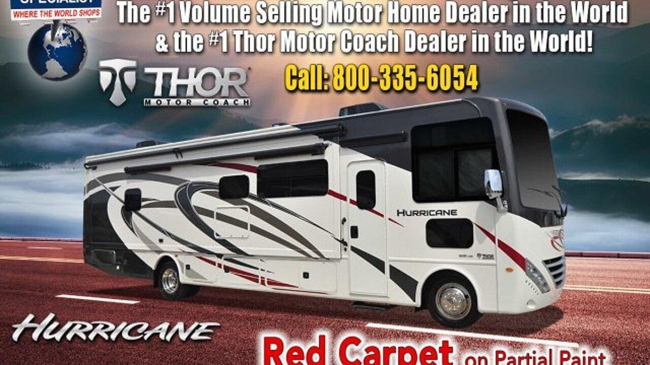 2019 Thor Hurricane for sale 300173877