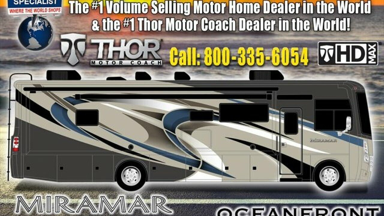 2019 Thor Miramar for sale 300132179